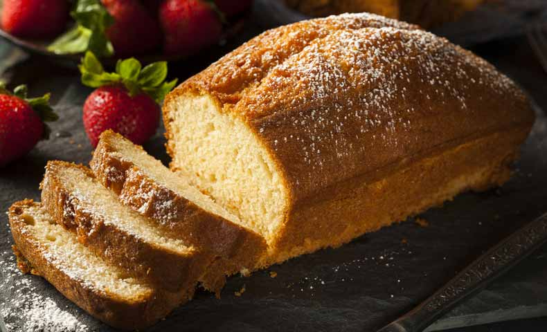 pound cake(パウンドケーキ)