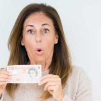 poundはイギリスの通貨「ポンド」と重さの「パウンド」を意味する
