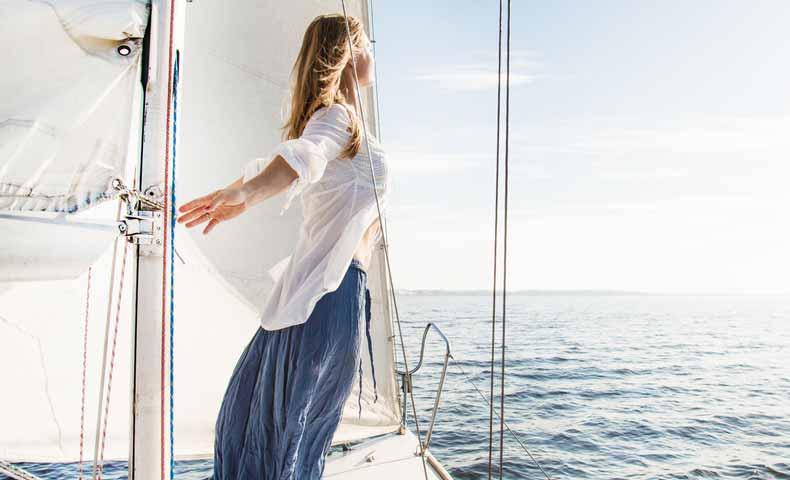 sailの名詞での意味