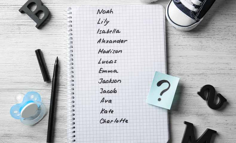 nameの動詞での使い方