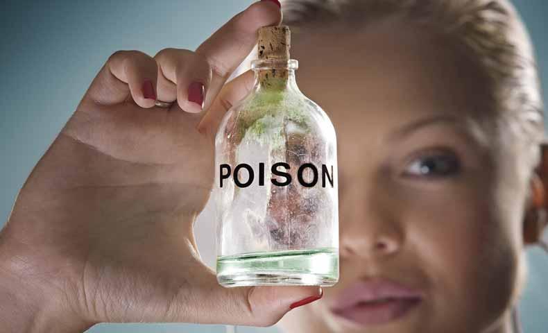 poison(ポイズン)の意味と使い方