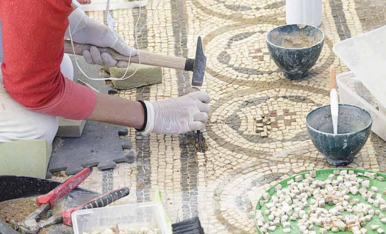 mosaic(モザイク)