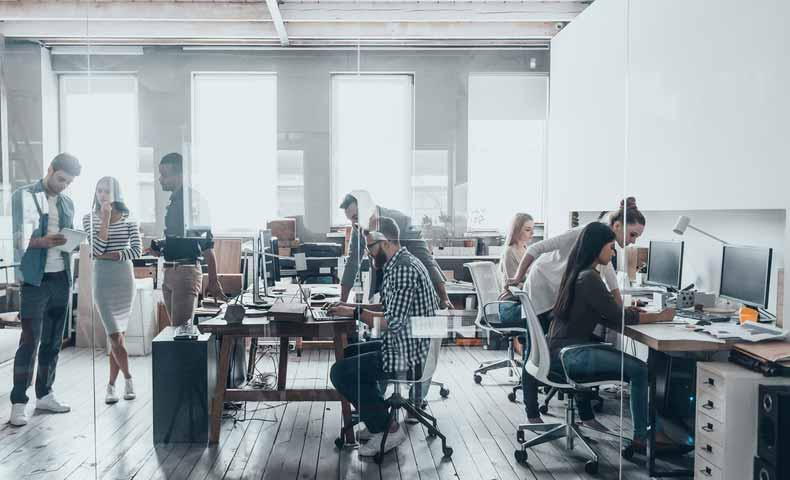 部屋・事務所としてのオフィス