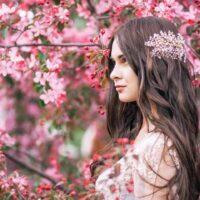 blossom(ブロッサム)、bloom(ブルーム)、flower(フラワー)の違い