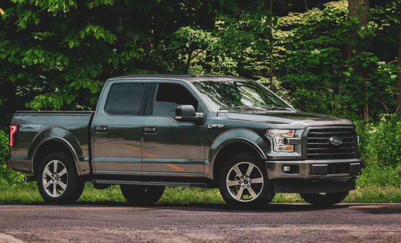 ピックアップトラック(pickup truck)