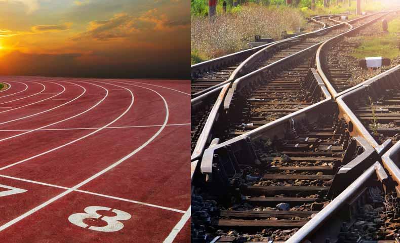 trackの名詞での意味と使い方