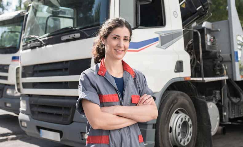 自動車としてのトラック(truck)