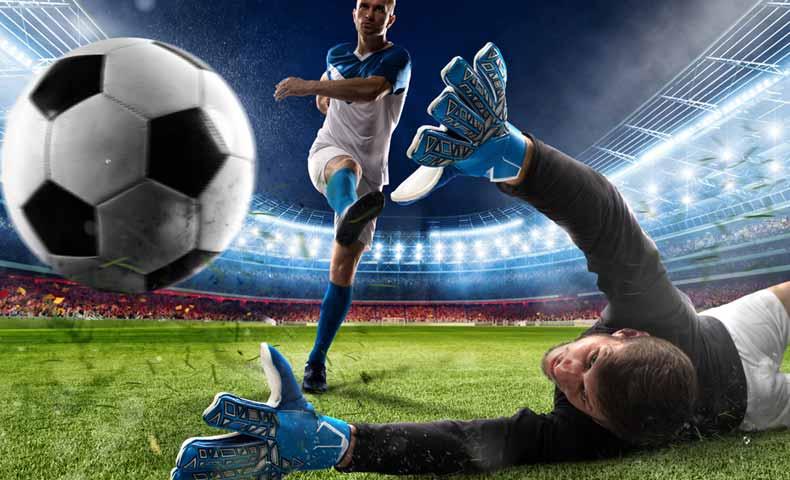 スポーツの「シュートする」
