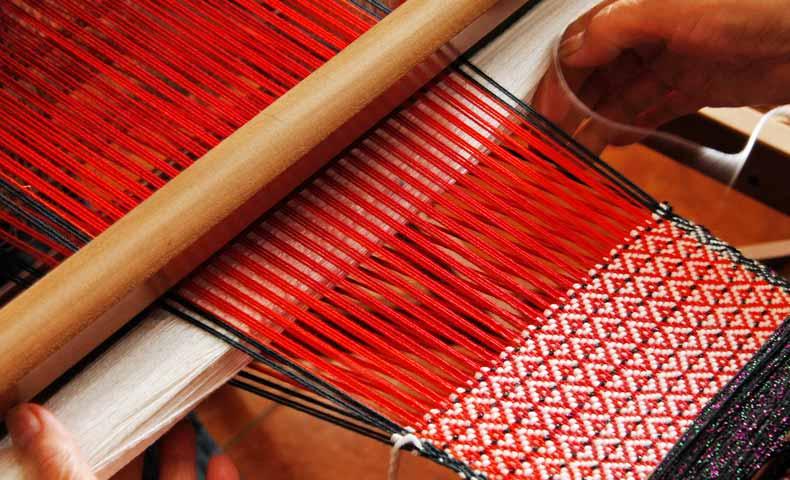 weaveの意味と使い方