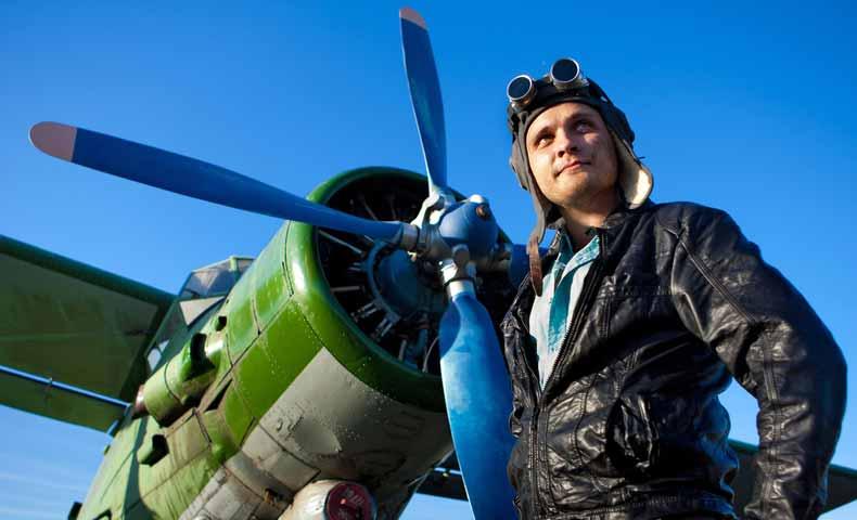 エースパイロット(ace pilot)